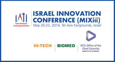 Highlights from our Israel Innovation Conference 2014 (MIXiii)