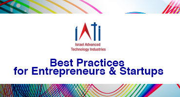 IATI's Best Practices for Entrepreneurs & Startups