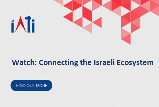 Watch: Connecting the Israeli HighTech Ecosystem